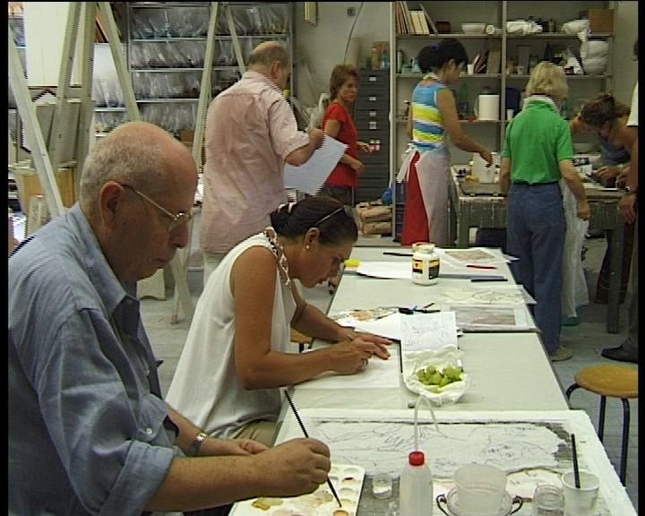Scuola Internazionale Corso Corsi Studi D Arte Del Mosaico